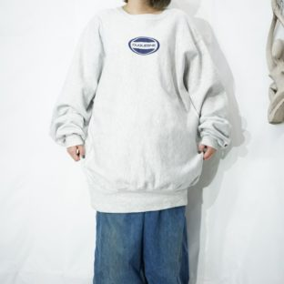 【Champion】1990s oversized REVERSE WEAVE sweat