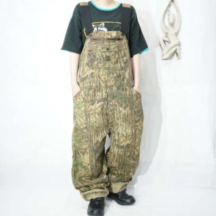 realtree camouflage overall *