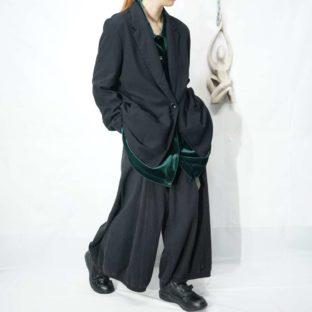SAG HARBOR mode black easy jacket *