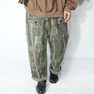 front cargo pocket realtree pants