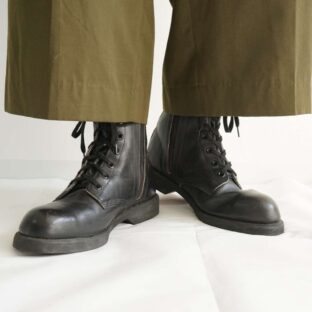 like military 8hole black combat boots