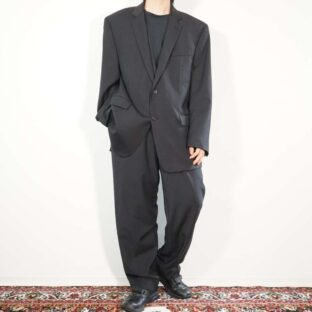 【Calvin Klein】minute pinstripe classic set up