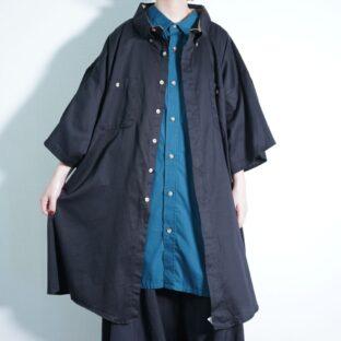 NOS monster oversized black shirt